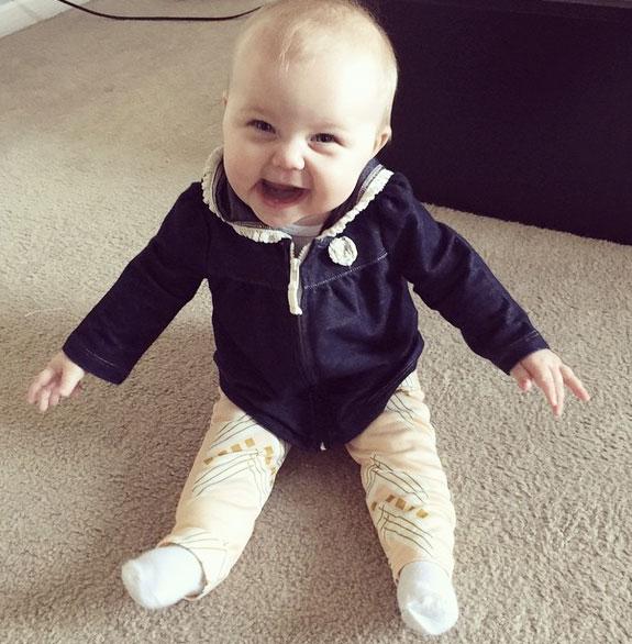 New baby leggings