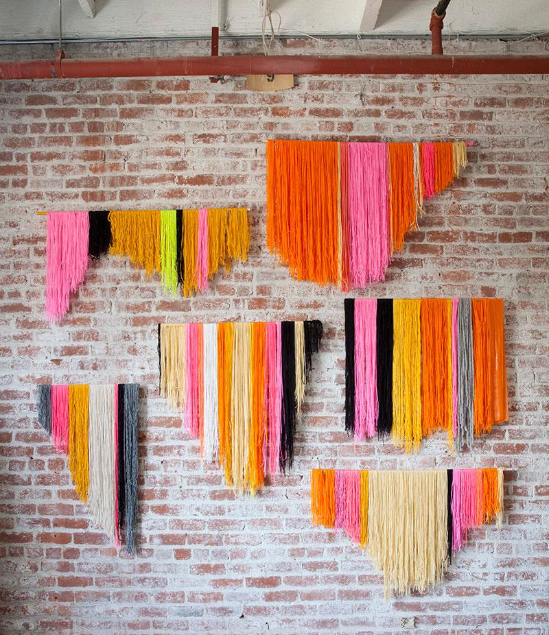 Yarn Banners