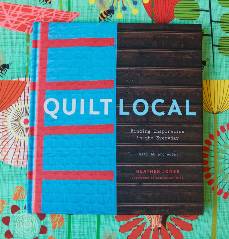 Quilt Local blog tour