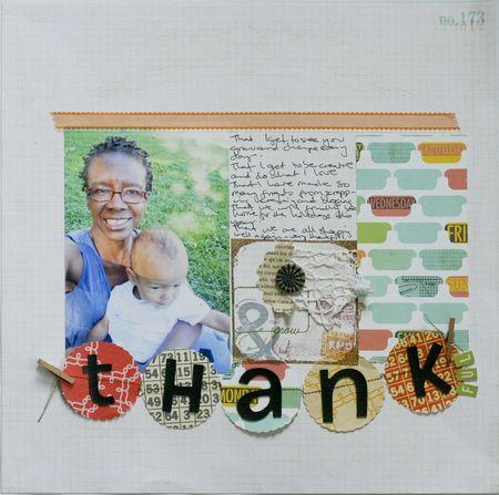 Thankful - Francine Clouden