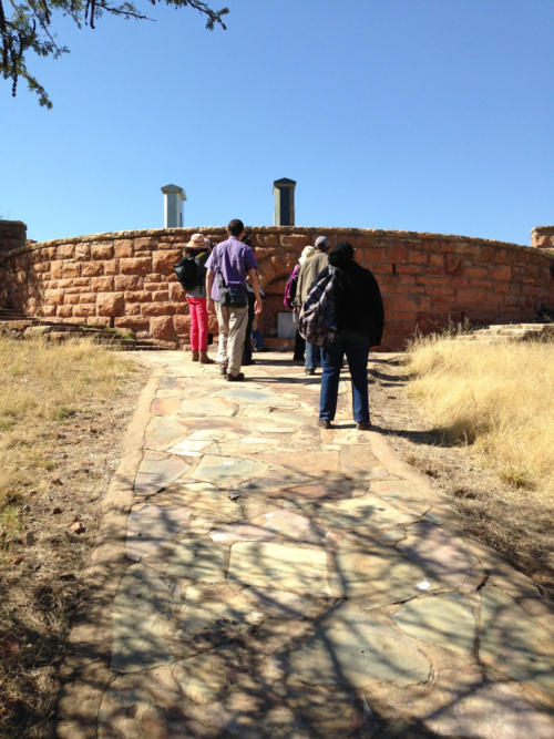 Serowe Royal Graves