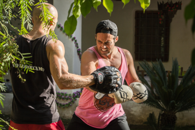 Tabata boxing 3