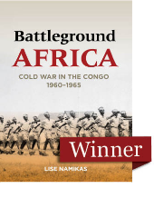 Battleground Africa book cover