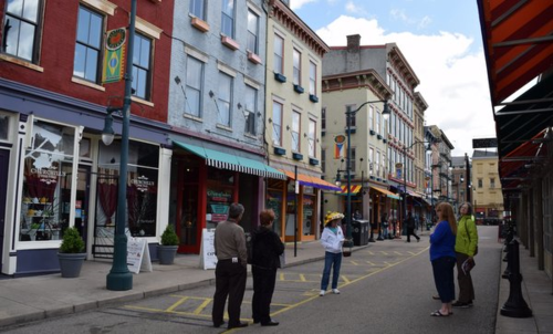 Taste the World at Findlay Market tour