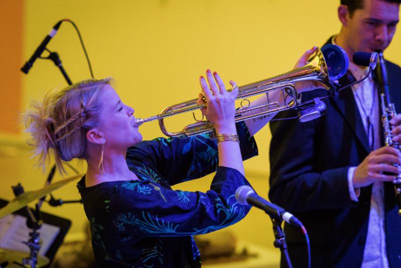 BRIC JazzFest, Bria Skonberg