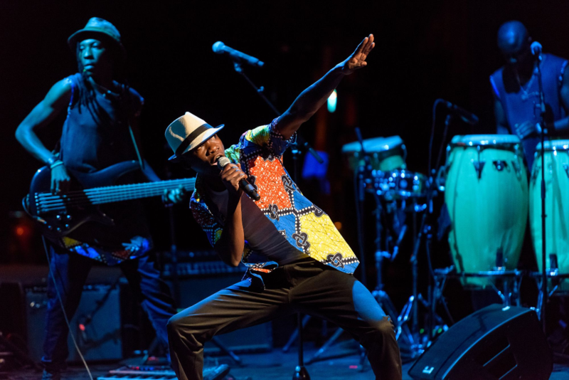 Mokoomba at the Apollo Theater