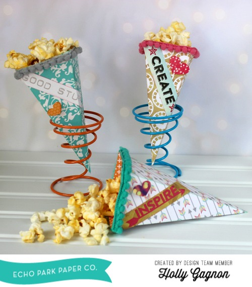 Holly Gagnon Popcorn Box