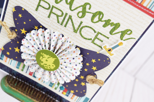 "Handsome Prince Card by Becki Adams with the ""Once Upon a Time - Prince"" collection by #EchoParkPaper"