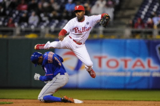 Jimmy Rollins John Geliebter USA TODAY Sports