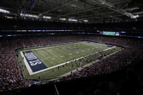 Rams Home Game