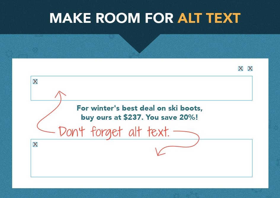 Make Room For Alt Text