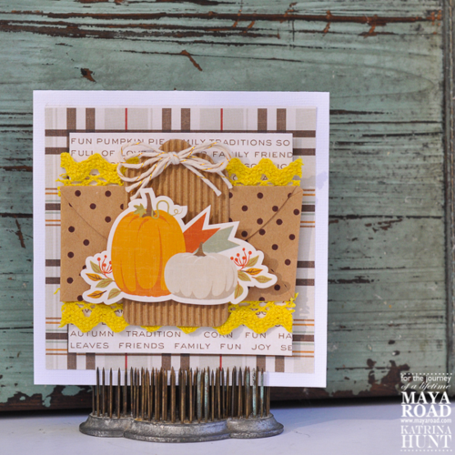 Fall Themed Card-Katrina Hunt