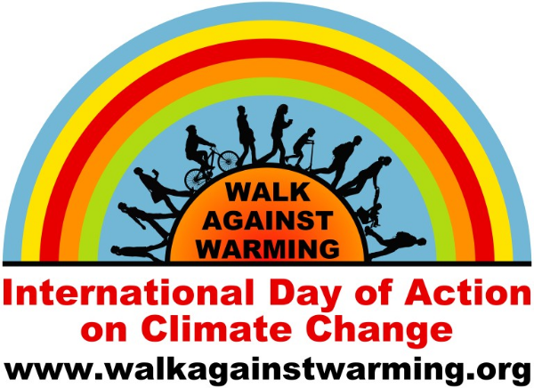 WalkAgainstWarming