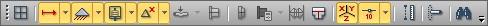 CAESAR II Toolbar