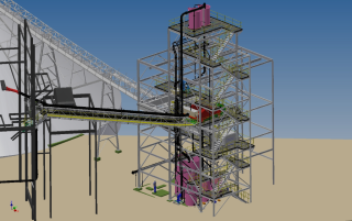 PGM DEWATERING & TAILINGS RECOVERY PLANT 01