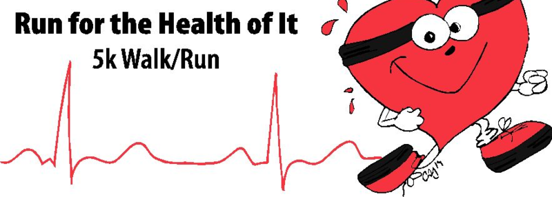 Smail to Sponsor Run for the Health of It is a 5k