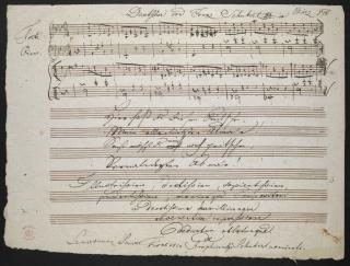 Schubert Dance in A flat D 365-2