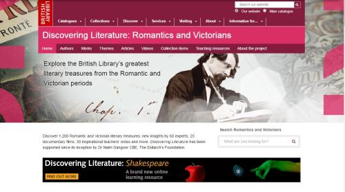 Discovering-literature