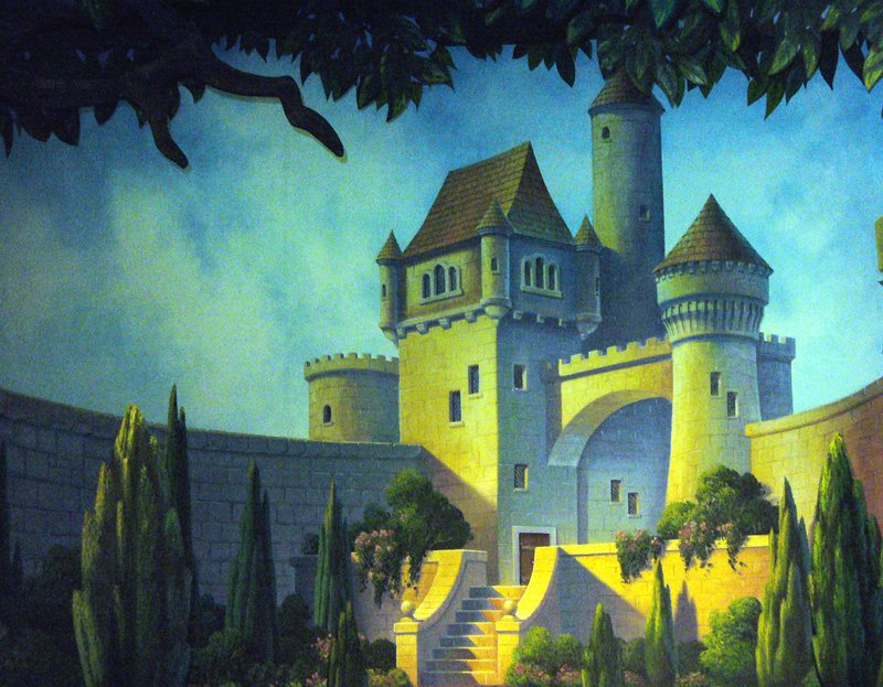 Snow_white__s_castle_by_merboysworld