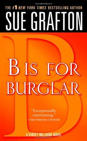 B is for burgler
