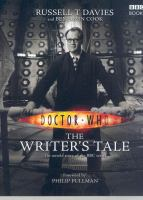 Doctor Who the writer's tale