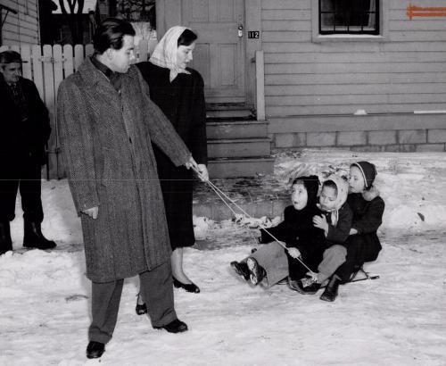 Hungarians settle across Canada, 1968