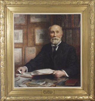 James Bain, 1842-1908