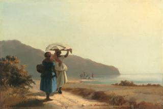 Pissarro - St Thomas