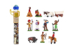 : Safari Ltd Wild West TOOB -  11 Hand Painted Toy Figurines