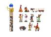 : Safari Ltd Wild West TOOB -  11 Hand Painted Toy Figurines