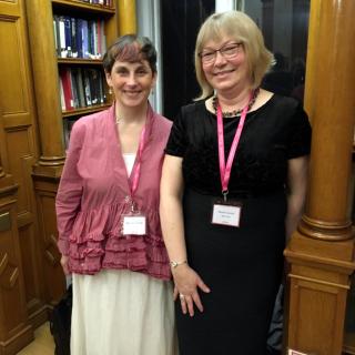 Susanna Kearsley and Nicola Cornick
