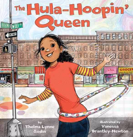 The Hula-Hoopin' Queen by Thelma Godin