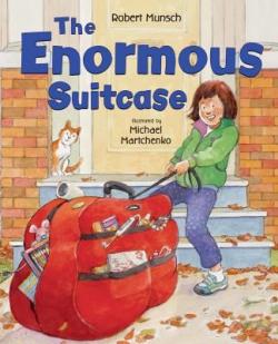 The Enormous Suitcase Robert Munsch