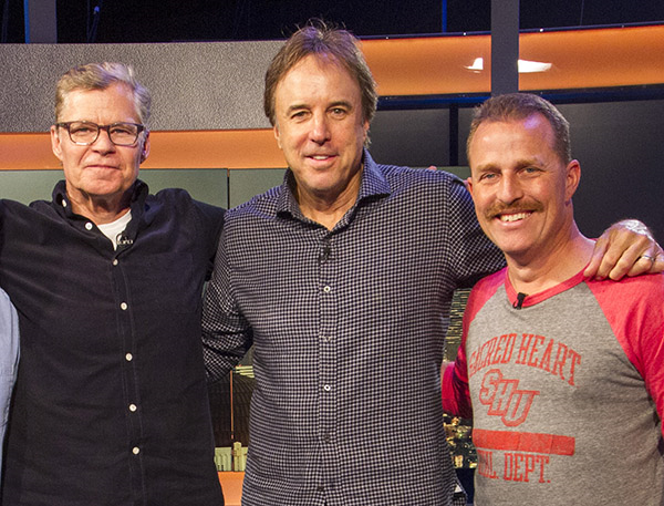 Kevin Nealon on Dan Patrick
