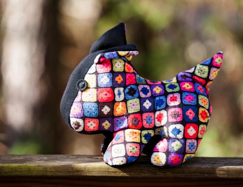 Granny Square Custom Plushie