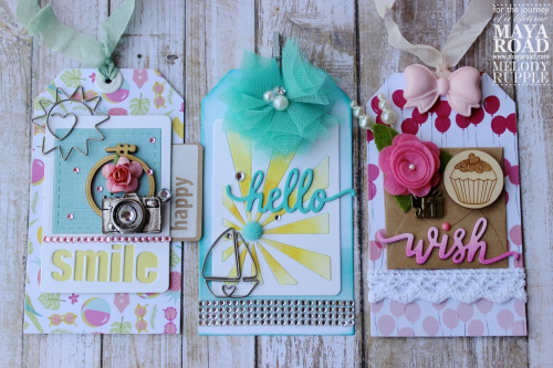 Summer Themed Tags