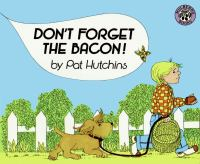 Book Cover: Don't Forget the Bacon