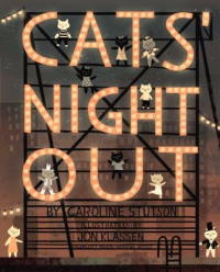 Book Cover: Cats' Night Out