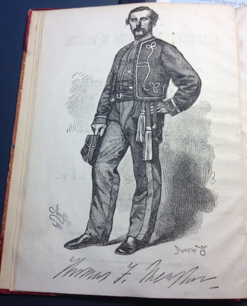 Captain Thomas Francis Meagher
