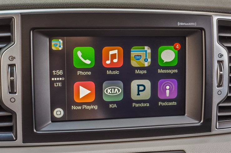 Kia offers free upgrades for Apple CarPlay and Android Auto on UVO platform. - Smail Kia Blog