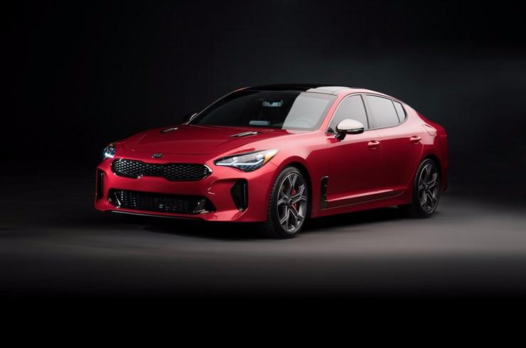 2018 Kia Stinger Receives EyesOn Design Award for Production Car Design Excellence - Smail Kia Blog