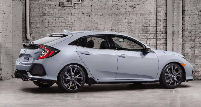 All-new 2017 Honda Civic Hatchback - Smail Honda Blog