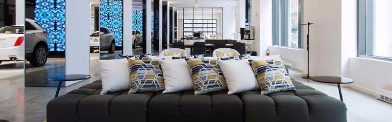 Cadillac House Gallery Lounge - NYC, Smail Blog