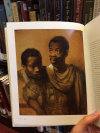 Two Africans, by Rembrandt