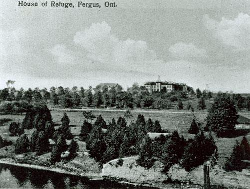 House of Industry and Refuge, 1911